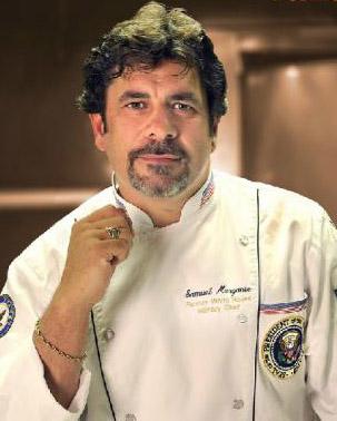 Chef Sam Morgante